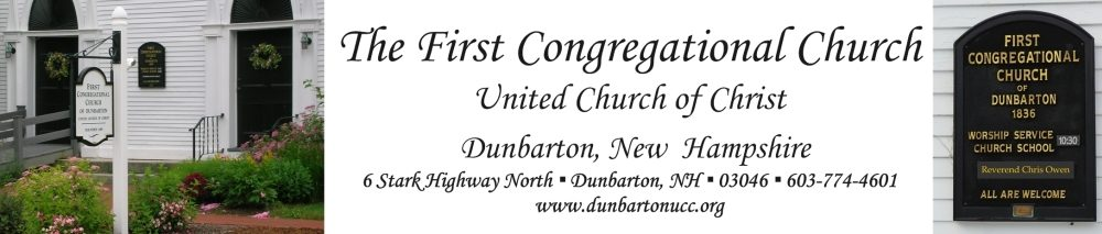 Dunbarton Congregational Church UCC